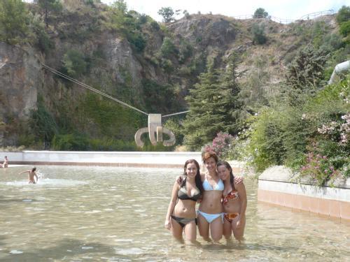 Le parc de la creueta del coll barcelone shbarcelona for Piscina creueta del coll