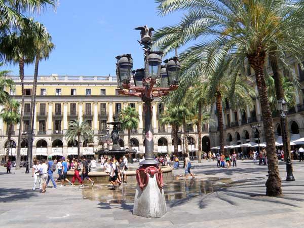 Hotel En Plein Centre Ville De Barcelone