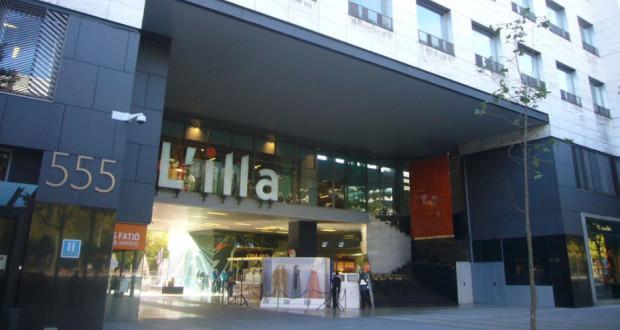 Le quartier de les corts shbarcelona blog voyage de barcelone - Centre comercial illa ...
